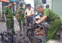 Cháy nổ ở Biên Hòa làm 4 người trong gia đình tử vong