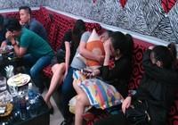 Hàng chục thanh niên phê ma túy trong nhà hàng Sài Gòn