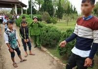 Băng nhóm nhí cướp xe trong công viên ở Đà Lạt