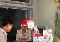 Vay dịp Giáng sinh được nhận quà xinh