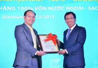 Sacombank thành lập ngân hàng 100% vốn nước ngoài tại Lào
