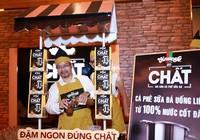 """Ra mắt thương hiệu """"Vinacafe1 Chất - Sài Gòn cà phê sữa đá"""""""