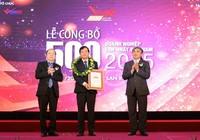 Sacombank tiếp tục vào Top 10 DN lớn nhất Việt Nam