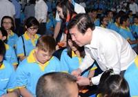 Sacombank tổ chức ngày hội từ thiện Xuân Bính Thân 2016