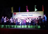 Saigon Co.op vui tết cùng thanh niên công nhân