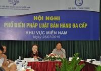 Cần hoàn thiện luật kinh doanh đa cấp tại Việt Nam