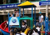 Góp một viên gạch xây trường cho trẻ em nghèo