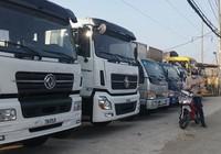 Ô tô nguyên chiếc nhập khẩu từ Trung Quốc chiếm tỉ trọng cao