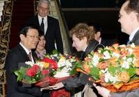 Chủ tịch nước đến Nga dự Lễ kỷ niệm Chiến thắng phát xít