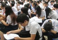 Học sinh có 5 ngày để thay đổi nguyện vọng vào lớp 10