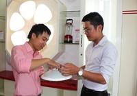 """Ra mắt đèn LED cảm ứng """"made in Vietnam"""""""