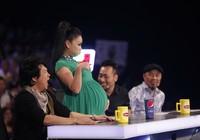 """Vietnam Idol: Thu Minh sắp """"lâm bồn"""", Hồng Nhung ngồi ghế nóng"""