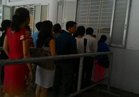 Trường THPT chuyên Trần Đại Nghĩa bắt đầu phát đơn dự tuyển vào lớp 6