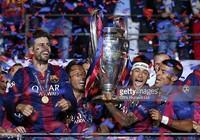 Hạ đo ván Juventus, Barca kiêu hãnh đứng trên đỉnh cao Champion League