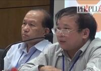 Thứ trưởng Bùi Văn Ga cảnh báo TS có ý định mang 'phao' vào phòng thi