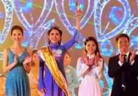Nguyễn Thị Lệ Nam Em thi Hoa hậu Hoàn vũ Việt Nam 2015