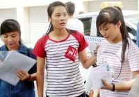 14 giáo viên Quảng Trị buộc phải dừng chấm thi THPT Quốc Gia