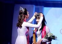 Phạm Ngọc Phương Anh đăng quang Miss Áo dài nữ sinh Việt Nam 2015