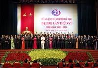 Hà Nội ra mắt Ban Chấp hành Đảng bộ khóa mới 74 người