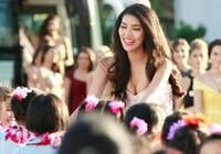 Lan Khuê được dự đoán đoạt Á hậu 2 Miss World 2015