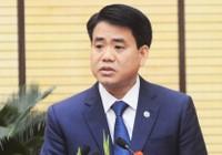 Tướng Chung đắc cử chức chủ tịch TP Hà Nội