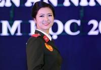 Nữ sinh đẹp nhất Học viện An ninh nhân dân