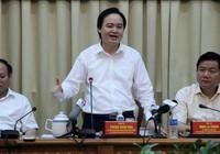 Bộ trưởng Phùng Xuân Nhạ phản hồi 8 kiến nghị lớn của TP.HCM