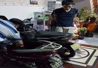 Bắt nóng đôi tình nhân thuê nhà nghỉ để trộm tài sản