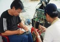 Người khắc chữ lâu năm nhất Sài Gòn