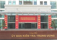 Ủy ban Kiểm tra TW thông báo về kỳ họp thứ 9