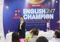 English Champion 2017 với giải thưởng lên đến 40 tỉ