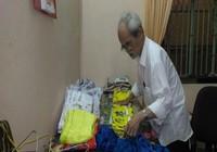 Cụ ông ở Đà Nẵng hơn 50 năm may áo dài