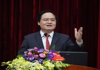 Bộ trưởng Phùng Xuân Nhạ: Sẽ quy hoạch lại trường sư phạm