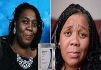 Da đen 'biến thành' da trắng do uống thuốc trị ung thư