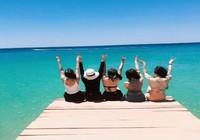 'Check in' ngay hoang đảo đẹp khó tin ở Quy Nhơn