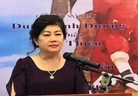 Dung Bình Dương khởi động 'Mang thai tuổi 17'