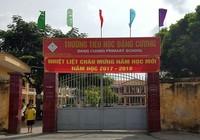 Bộ GD&ĐT yêu cầu xử lý vụ đánh GV Trường Đặng Cương