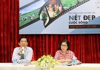 Quay clip Nét đẹp cuộc sống rinh giải thưởng báo SGGP