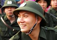 Tình nguyện nhập ngũ bảo vệ chủ quyền Tổ quốc