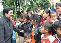 Chủ tịch nước ủng hộ thành lập quỹ hỗ trợ ngư dân