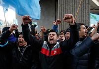 Căng thẳng ở Crimea