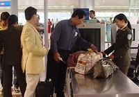 Siết chặt an ninh hàng không
