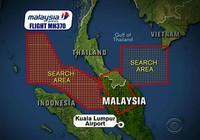 Tám người nghe tiếng nổ ở eo biển Malacca
