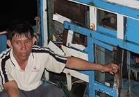 Tàu Trung Quốc liên tiếp đập phá tàu cá Việt Nam
