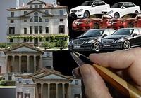 Về hưu giàu bất thường: Kiểm soát tài sản khi còn đương chức