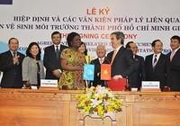WB cấp 450 triệu USD cải thiện môi trường tại TP.HCM