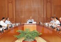 Bổ sung bảy vụ án vào diện Ban Nội chính Trung ương theo dõi