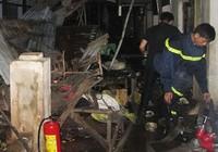 Điều tra vụ cháy chợ Nong trong đêm