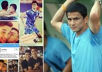 Hai tuyển thủ Thái Lan… yêu nhau