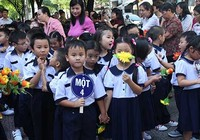 TP.HCM: Chính thức công bố kế hoạch tuyển sinh đầu cấp